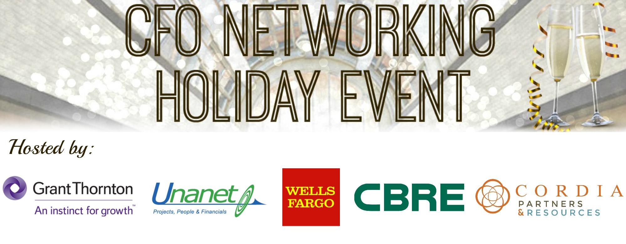 CFO Holiday Sponsors